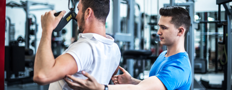 Do personal trainers hook up with their clients